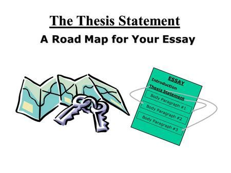 Create thesis statement research paper